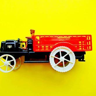 №230 Миниатюрная коллекционная модель трактор Grell modell Altenmünster CHINA Китай из Германии