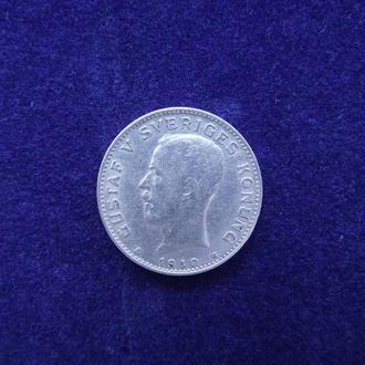 Швеция 1 крона 1940 года