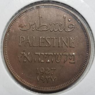 Британская Палестина 2 милс 1927 год СОСТОЯНИЕ!!!!
