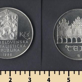 Чехословакия 50 крон 1986
