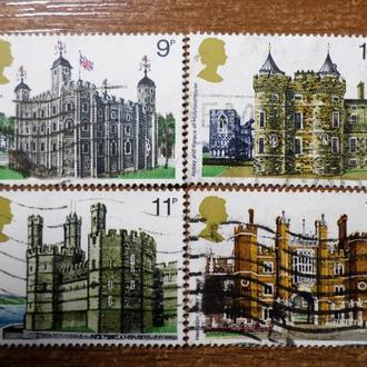 Англия архитектура КЦ-1,8м 1978