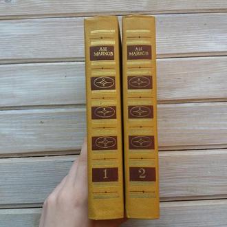 А.Н.Майков, сочинения в двух томах