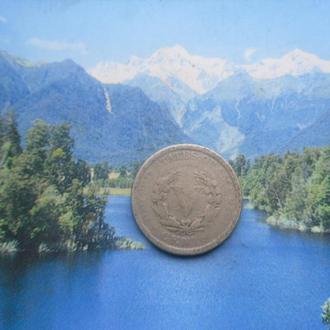 США 5 центов 1908 года