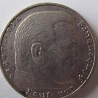 5 марок 1935г