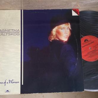 Agnetha Faltskog ( ABBA ) – Eyes Of A Woman   ( Germany )   LP