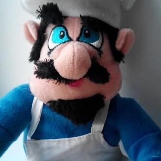 Именная кукла повар JOHN FOWLER