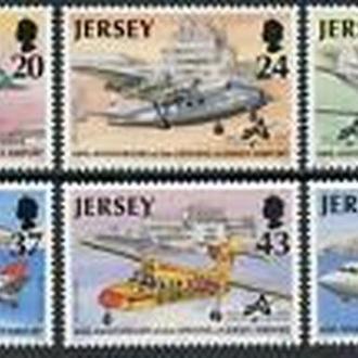 Джерси 1997 Авиация