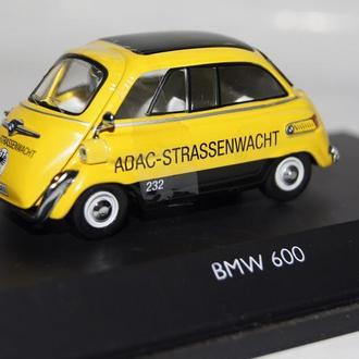 1/43 BMW 600 ADAK STRASSENWACHT. Limited Edition 1000. РАРИТЕТ.