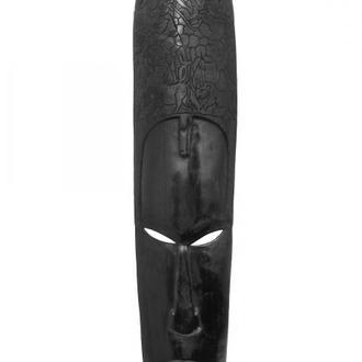 Маска африканская, дерево эбен