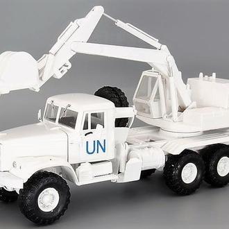 КрАЗ-255Б1 ЭОВ-4421 ООН