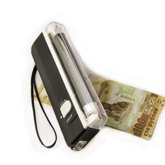 Портативный детектор банкнот и марок