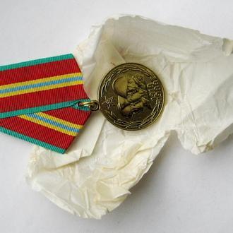 70 ЛЕТ ВООРУЖЕННЫХ СИЛ СССР = медаль в ЛЮКСЕ =
