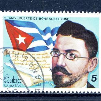 Куба.  Личности №2 (серия) 1986 г.