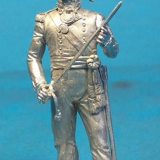 Офицер пехоты, Британия, 1812-1815