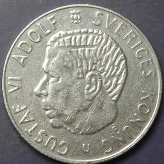 1 крона 1973 Швеція