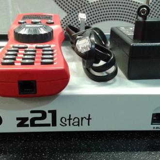 Набор цифрового управления Roco z21 start(к железной дороге PIKO)