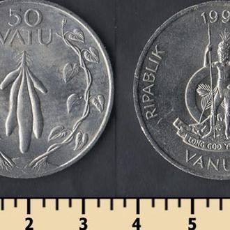 Вануату 50 вату 1990