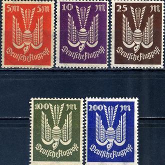 Германия. Символика (серия)** 1923 гг.