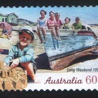 Австралия (2010) Отдых 1950-х. Дети