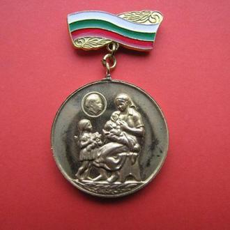 Медаль Материнства,(4) Болгария