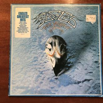 LP Eagles  Their Greatest Hits (1971-1975) Израиль