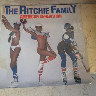 The Ritchie Family – American Generation ( USA) LP