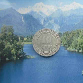 Армения 10драм 2004г