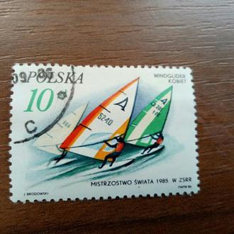 Польша 1986