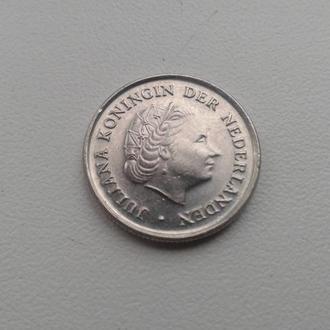 10 центів 1977 Нідерланди '