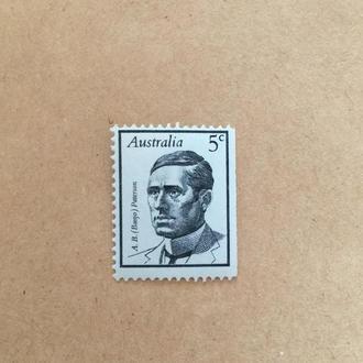 Австралия/ люди/ личности/ 1968/ паттерсон