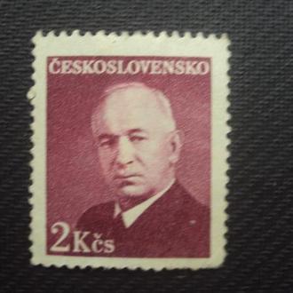 Чехословакия негаш. 1947г.
