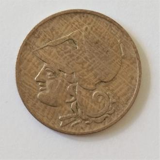 2 драхмы 1926, Греция (Афина)