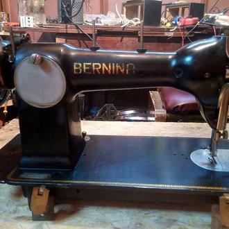 Bernina kl 105. Швейная машинка. 1932 год.