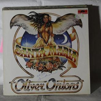 OLIVER ONIONS - SANTA MARIA - 1980 - NM/NM