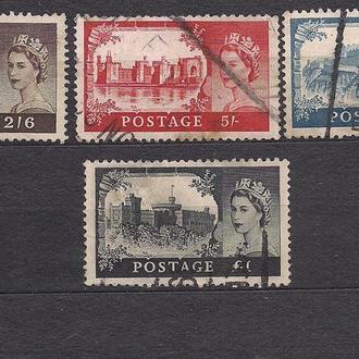 Великобритания, 1952 г., личности, королева Елизавета 2