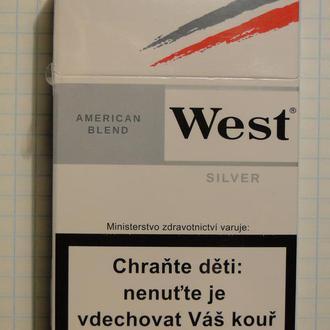 Сигареты WEST SILVER