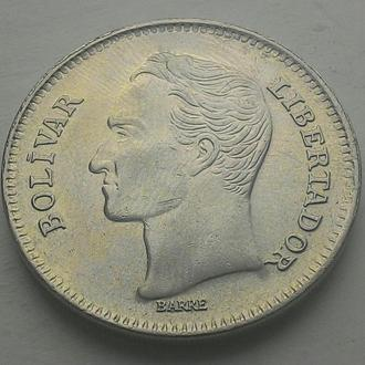 Венесуэла 5 боливар 1989 СОСТОЯНИЕ