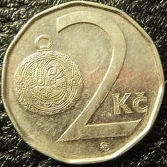 2 крони 2007 Чехія