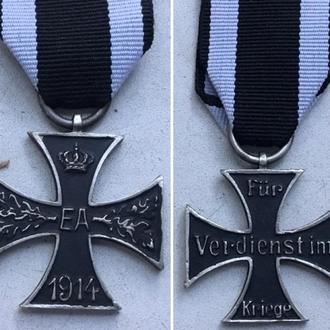 Брауншвейг Крест EA 1914. второго класса