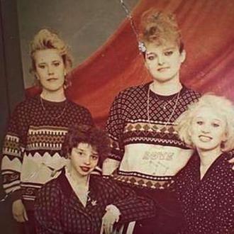 Свитер Boys / культовый свитер из 90-х