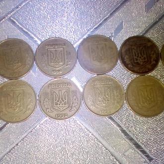 продам продам,  монету 50 копеок 12 по 1000 кожна 1992 року