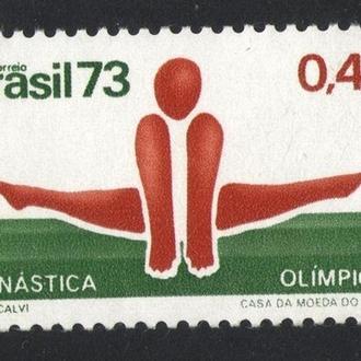 Бразилия - спорт 1973 - Michel Nr. 1367 **