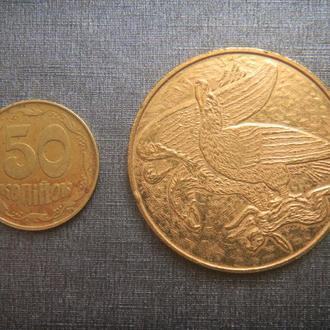 США олимпиада Лос-Анджелес 1984 настольная Медаль (Z)