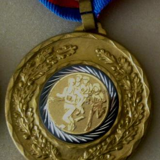 спорт, легкая атлетика, наградная медаль международных соревнований, 1994