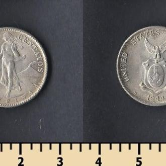 Филиппины 20 сентаво 1944