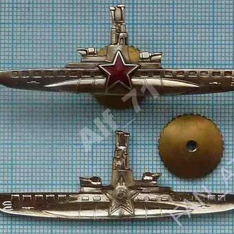 ВМФ СССР Подводный флот Командир корабля Реплика Копия