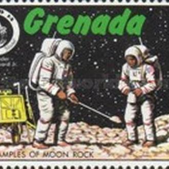 Гренада 1971 исследование Луны