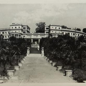 Открытка. Сочи, 1953 г. (111)