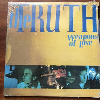 LP The Truth  Weapons Of Love  Nm-  Канада