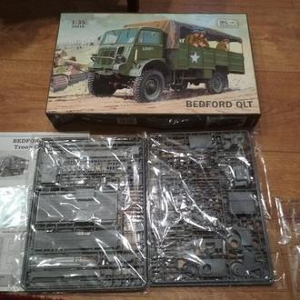 IBG 35016 Bedford QLT, 1/35